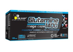 Olimp L- Glutamine Mega Caps (120капс)