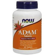 NOW - Adam Male Multi (60таб)