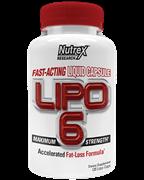 Nutrex Lipo-6 (120капс)