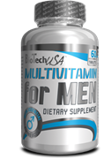 BioTech USA Multivitamin for Men (60таб)