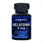 BodyStrong Melatonin 3mg (90таб)