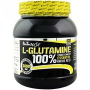 BioTech USA L-Glutamine (240гр)