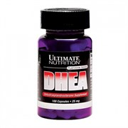 Ultimate Nutrition - DHEA 25mg (100капс)