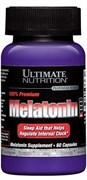 Ultimate Nutrition 100% Premium Melatonin (60капс)