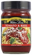 Walden Farms - Соус для Спагетти Томаты и Базилик (340гр)