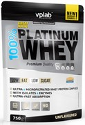 VP Laboratory 100% Platinum Whey (750гр)