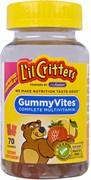 L'il Critters Gummy Vites complete multivitamin (70жев.таб)