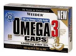 Weider - Omega 3 (60капс)