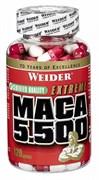 Weider Maca 5.500 (120капс)