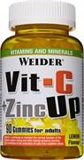 Weider Vit C + Zinc Up (90жев.таб)