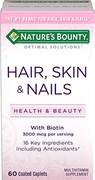 Nature's Bounty Hair Skin Nails (60капс)