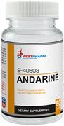 WESTPHARM - Andarine (S-40503) 25мг (60капс)
