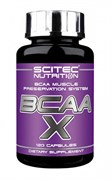 Scitec Nutrition BCAA-X (120капс)