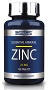 Scitec Nutrition Zinc (100таб)
