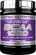 Scitec Nutrition BCAA 1000 (300капс)