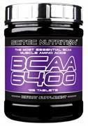 Scitec Nutrition BCAA 6400 (125таб)