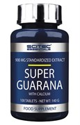 Scitec Nutrition Guarana (100таб)