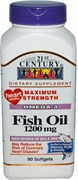 21st Century Fish Oil 1200mg (90капс)