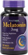 Natrol - Melatonin 3mg (120таб)