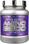 Scitec Nutrition Amino 5600 (500таб)