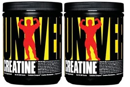 Universal Nutrition Creatine Powder (200 + 200 гр)