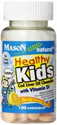Mason Naturals Healthy Kids with Vitamin D (100таб)
