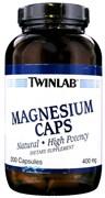 Twinlab Magnesium Caps (200капс)