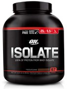 Optimum Nutrition Isolate Gluten Free (2270гр)