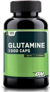 Optimum Nutrition Glutamine Caps 1000 mg (120капс)