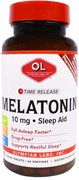 Olympian Labs - Melatonin Time Release 10mg (60таб)