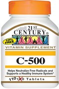 21st Century C-500 (110таб)