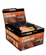PureProtein - Protein Сookies 35% Protein (12x80гр)