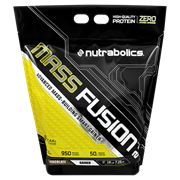 Nutrabolics - Mass Fusion Gainer (7260гр)