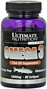 Ultimate Nutrition Omega 3 (90капс)