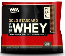 Optimum Nutrition 100 % Whey Gold Standard (1 порция) пробник