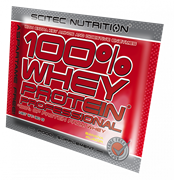 Scitec Nutrition - 100% Whey Protein Professional (1 порция) пробник