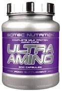 Scitec Nutrition Ultra Amino (500капс)