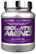 Scitec Nutrition Isolate Amino (500капс)