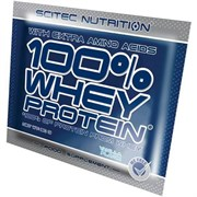 Scitec Nutrition - 100% Whey Protein (1 порция) пробник